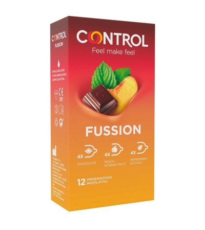 CONTROL FUSSION 12 UDS