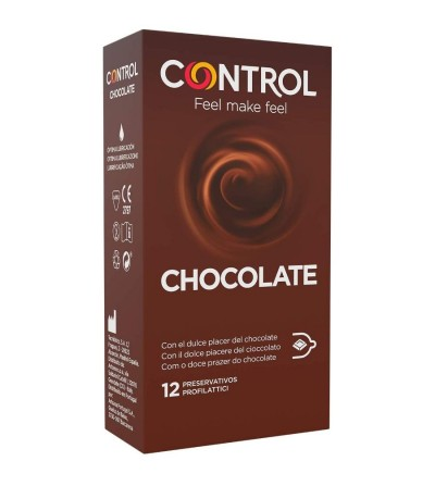 CONTROL CHOCOLATE 12 UDS