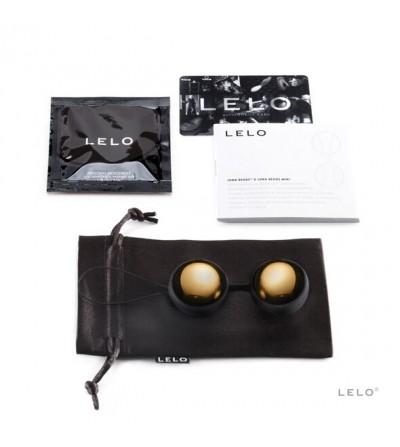 Luna Beads de oro de 20 kilates de la marca Lelo