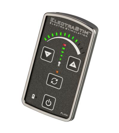 ELECTRASTIM KIT DE ELECTROESTIMULACION FLICK EM60-E