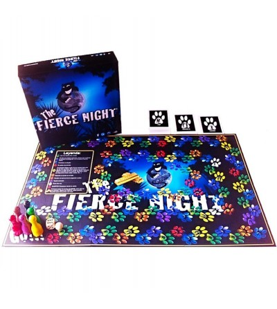 The Fierce Night
