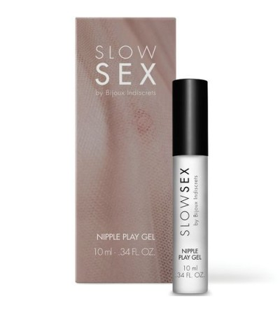 SLOW SEX NIPPLE PLAY GEL 10 ML